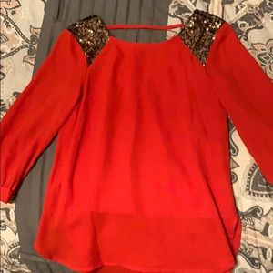 GB Girls size 5 blouse